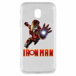 Чохол для Samsung J3 2017 Iron Man 2
