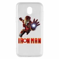 Чохол для Samsung J5 2017 Iron Man 2