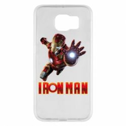 Чохол для Samsung S6 Iron Man 2