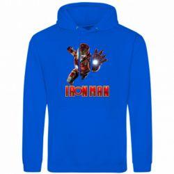 Чоловіча толстовка Iron Man 2
