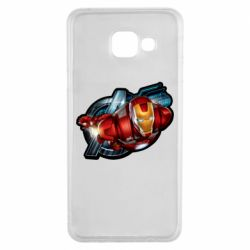 Чохол для Samsung A3 2016 Iron Man and Avengers