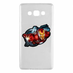 Чохол для Samsung A7 2015 Iron Man and Avengers