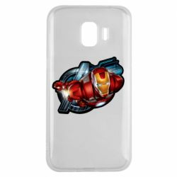 Чохол для Samsung J2 2018 Iron Man and Avengers