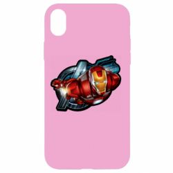 Чохол для iPhone XR Iron Man and Avengers
