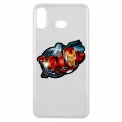 Чохол для Samsung A6s Iron Man and Avengers