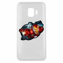 Чохол для Samsung J2 Core Iron Man and Avengers