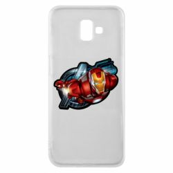 Чохол для Samsung J6 Plus 2018 Iron Man and Avengers