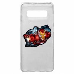 Чохол для Samsung S10+ Iron Man and Avengers
