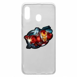 Чохол для Samsung A20 Iron Man and Avengers
