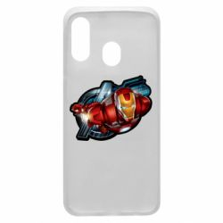 Чохол для Samsung A40 Iron Man and Avengers