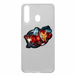 Чохол для Samsung A60 Iron Man and Avengers