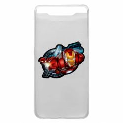 Чохол для Samsung A80 Iron Man and Avengers