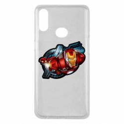 Чохол для Samsung A10s Iron Man and Avengers