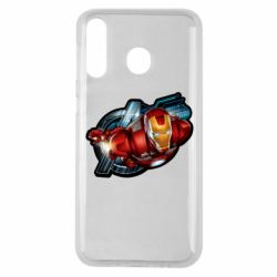 Чохол для Samsung M30 Iron Man and Avengers