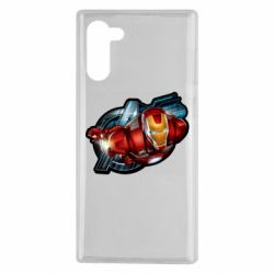 Чохол для Samsung Note 10 Iron Man and Avengers