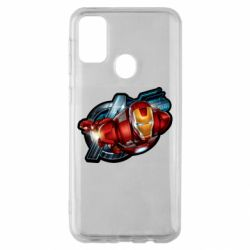Чохол для Samsung M30s Iron Man and Avengers