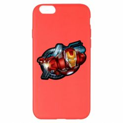 Чохол для iPhone 6 Plus/6S Plus Iron Man and Avengers