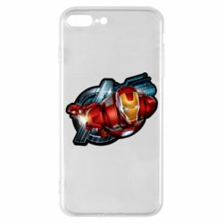 Чохол для iPhone 7 Plus Iron Man and Avengers