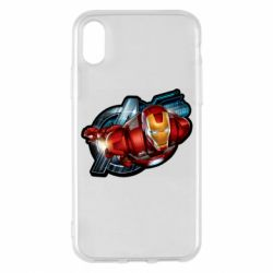 Чохол для iPhone X/Xs Iron Man and Avengers