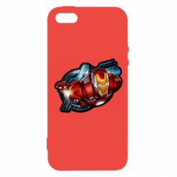 Чохол для iphone 5/5S/SE Iron Man and Avengers