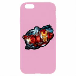 Чохол для iPhone 6/6S Iron Man and Avengers