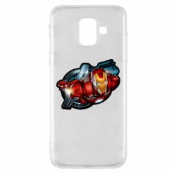Чохол для Samsung A6 2018 Iron Man and Avengers