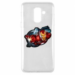 Чохол для Samsung A6+ 2018 Iron Man and Avengers