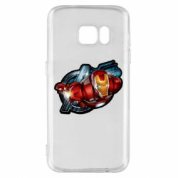Чохол для Samsung S7 Iron Man and Avengers