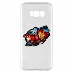 Чохол для Samsung S8 Iron Man and Avengers