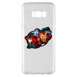 Чохол для Samsung S8+ Iron Man and Avengers