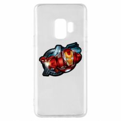 Чохол для Samsung S9 Iron Man and Avengers