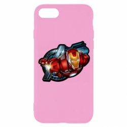 Чохол для iPhone 8 Iron Man and Avengers