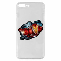 Чохол для iPhone 8 Plus Iron Man and Avengers