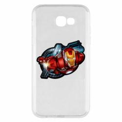 Чохол для Samsung A7 2017 Iron Man and Avengers