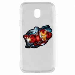 Чохол для Samsung J3 2017 Iron Man and Avengers