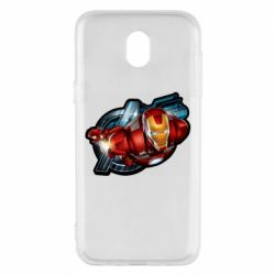Чохол для Samsung J5 2017 Iron Man and Avengers