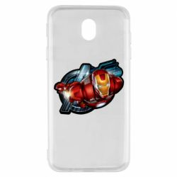 Чохол для Samsung J7 2017 Iron Man and Avengers