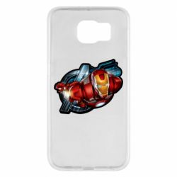 Чохол для Samsung S6 Iron Man and Avengers