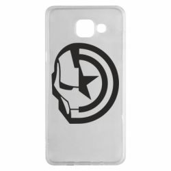 Чохол для Samsung A5 2016 Iron Man and Captain America