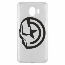 Чохол для Samsung J4 Iron Man and Captain America