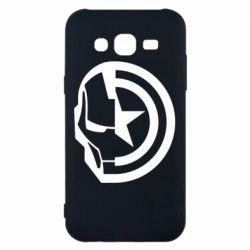 Чохол для Samsung J5 2015 Iron Man and Captain America
