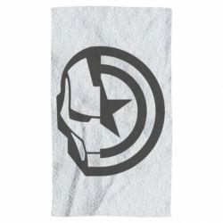 Рушник Iron Man and Captain America