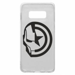 Чохол для Samsung S10e Iron Man and Captain America