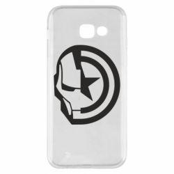 Чохол для Samsung A5 2017 Iron Man and Captain America