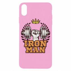 Чохол для iPhone X/Xs Iron man and sports
