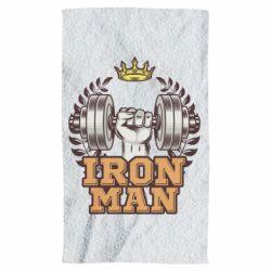 Рушник Iron man and sports