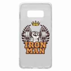 Чохол для Samsung S10e Iron man and sports