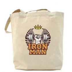 Сумка Iron man and sports