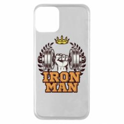 Чохол для iPhone 11 Iron man and sports
