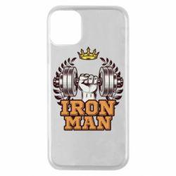 Чохол для iPhone 11 Pro Iron man and sports
